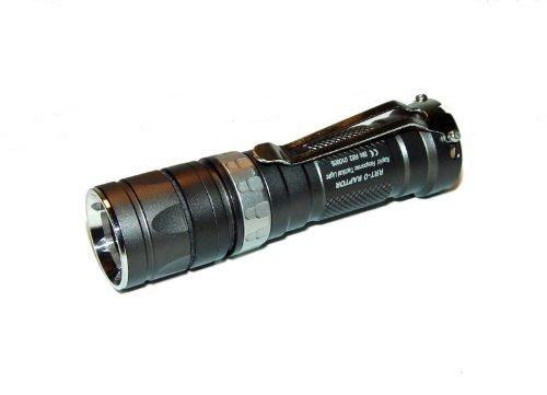 JETBeam flashlight