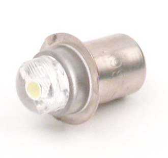 Flashlight bulbs - LED