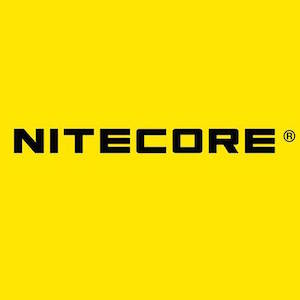 Logo for the manufacturer of NiteCore products