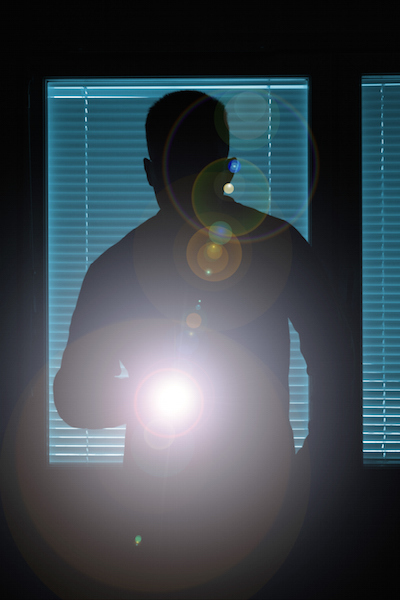 Disorienting an attacker is one way to use a flashlight for self defense