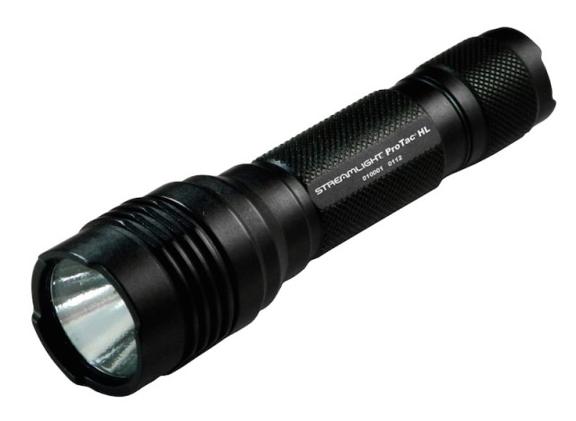Best EDC flashlights: the Streamlight 88040 ProTAC HL is a solid option