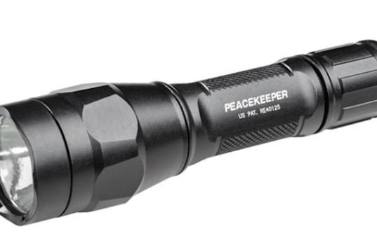 Expensive flashlight