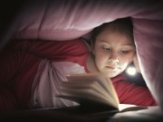 Flashlight fun for kids