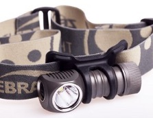 H32w CR123 Headlamp